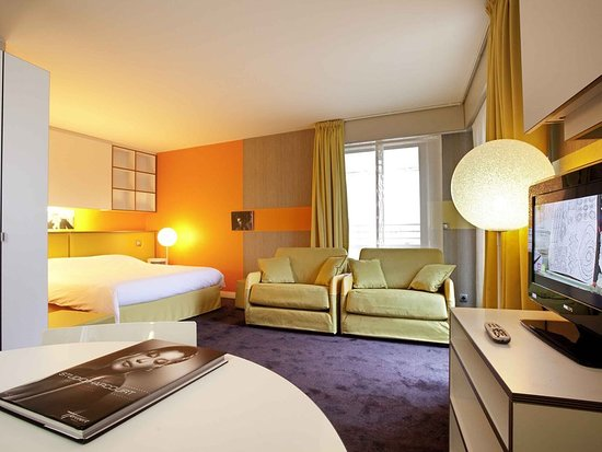 apparthotel mercure paris boulogne 92 1 0 6 updated 2019 prices hotel reviews. Black Bedroom Furniture Sets. Home Design Ideas