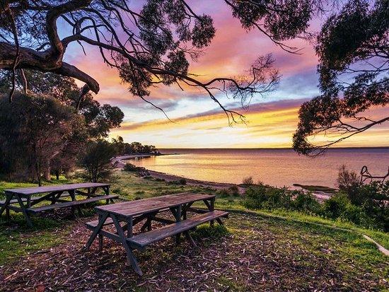American River, Australië: Exterior