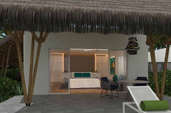 Raa Atoll: Guest room