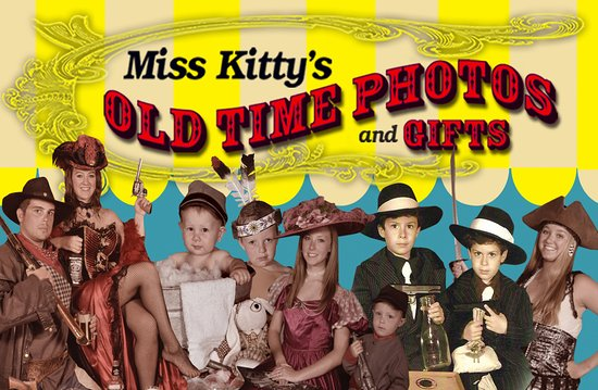 Miss Kitty's Old Time Photos & Gifts Corolla NC. An Outer Banks NC. family tradition since 2001