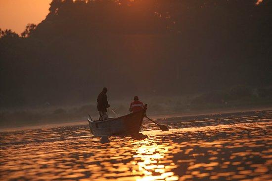 Kalangala, Uganda: Boat cruise in Lake Victoria