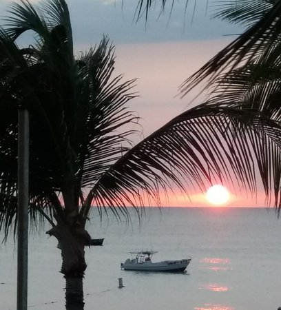 Sunset Boat Aruba
