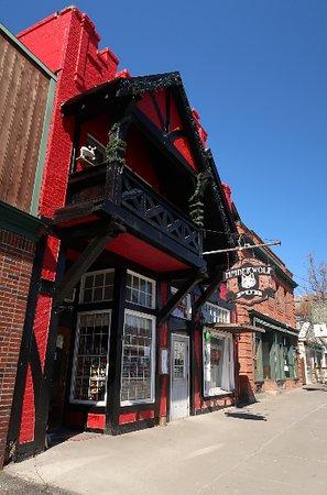 Schroon Lake, NY: Timberwolf Pub