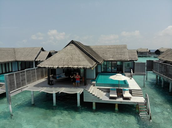 Anantara Kihavah Maldives Villas: Water Pool Bungalow