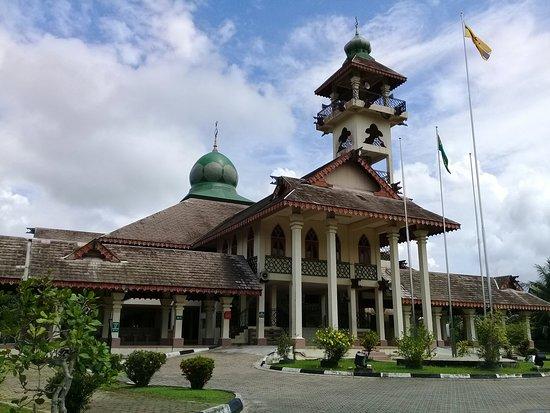 Masjid Lumapas