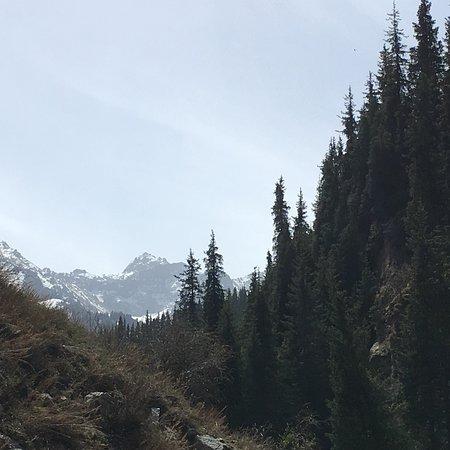 Saruu, Kirgisistan: Radon Springs Djuuku