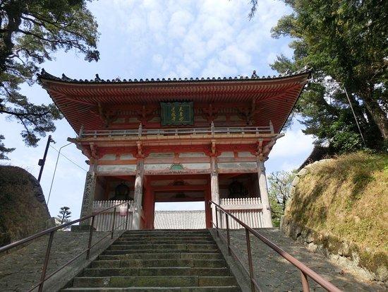Dojo-ji Temple Hondo