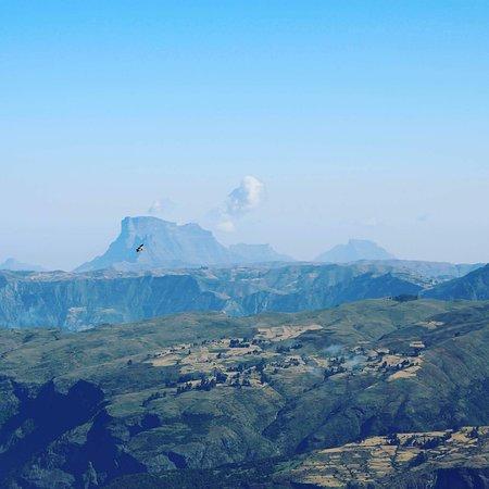 Amhara Region, Ethiopia: Simien Mountains National Park, Gondar