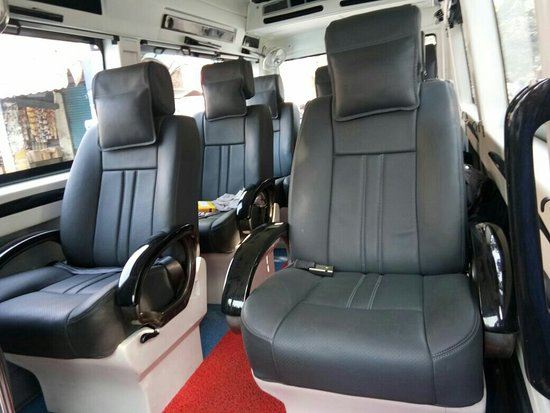 S R Bus Car Rental