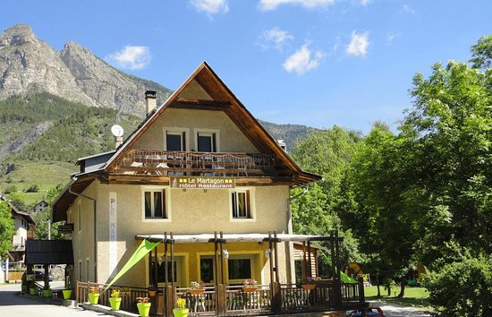 Villars-Colmars, Francja: Hotel Restaurant Le Martagon