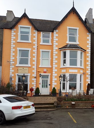 Llanfairfechan, UK: Min y Don Guest House