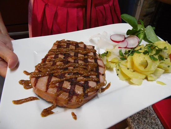 Sangerhausen, Germany: bavarian cuisine