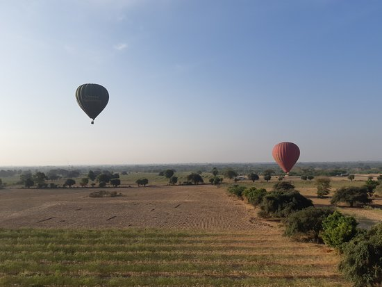 Oriental Ballooning Bagan : wow
