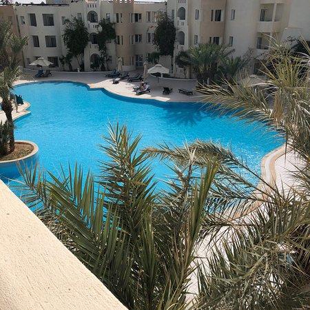 綠色棕櫚飯店照片
