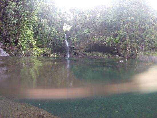 Savai'i, Samoa: Waterfall