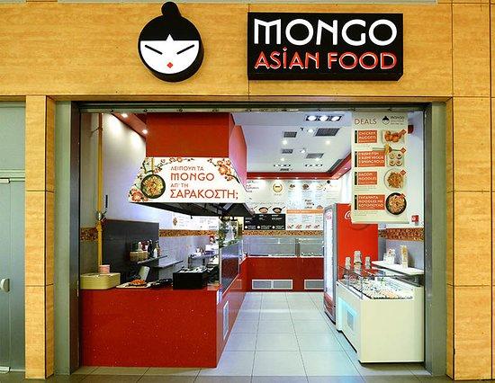 Mongo Asian Food Agios Dimitrios