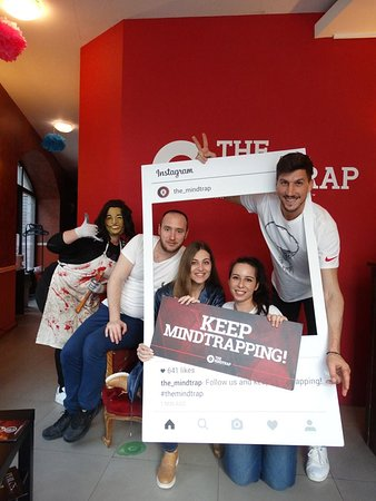Ιωάννινα, Ελλάδα: Keep MindTrapping!