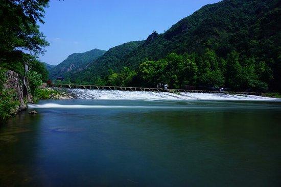 Jinyun County, Cina: Lishui Jinyun Xiandu Scenic Resort