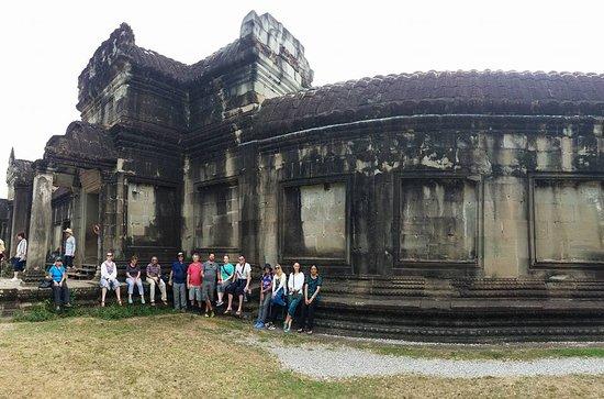 Indra Angkor Tour