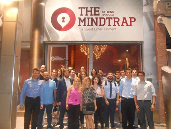 The MindTrap Maroussi