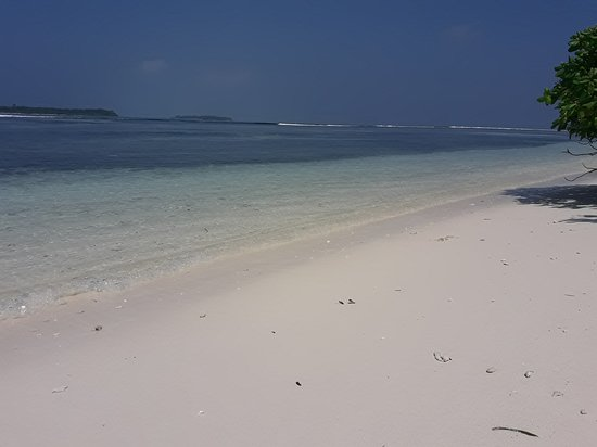 Meemu Atoll: BEACH at Muli Meemu