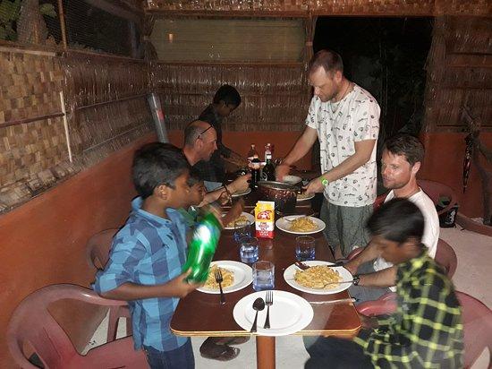 Meemu Atoll: BBQ Night Dinner