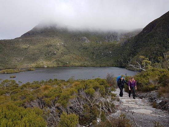 dove lake circuit - cradle mountain
