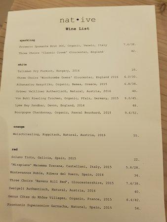 Native Restaurant London Tripadvisor