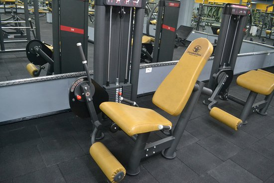 Evolution Fitness Center