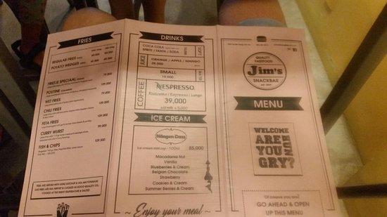 Jim's Burgers Φωτογραφία