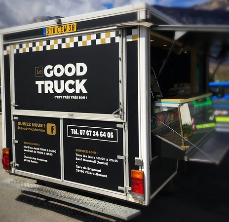 Bernin, Francja: Le good truck