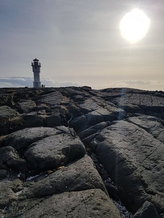 Mosfellsbaer, Islandia: Lighthouse are wonderful - Little Icelandic Tour Bus