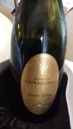 Puos d'Alpago, إيطاليا: Il vino abbinato