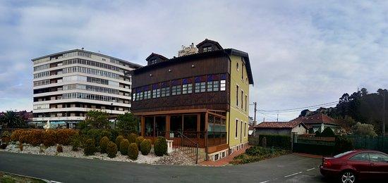 Hotel castillo de gauz n salinas asturias opiniones comparaci n de precios y fotos del - Hoteles en salinas asturias ...