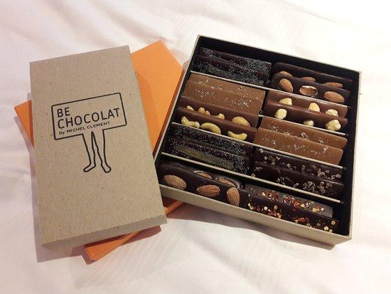 Be Chocolat: Beautiful packaging