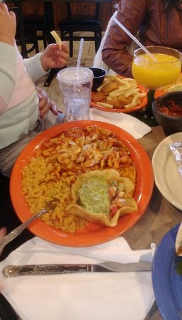 Redwood Falls, MN: El Cancun Mexican Restaurant