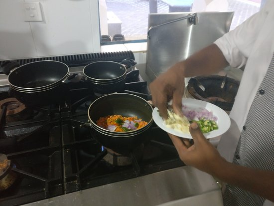 Talalla, Шри-Ланка: Cooking class