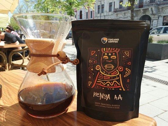 Tucano Coffee Puerto Rico: Tucano Coffee