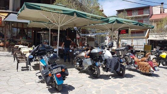 Samarina, اليونان: 20180425_134709_large.jpg