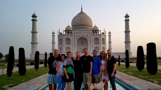 The Taj Wonder Tours - Day Tours