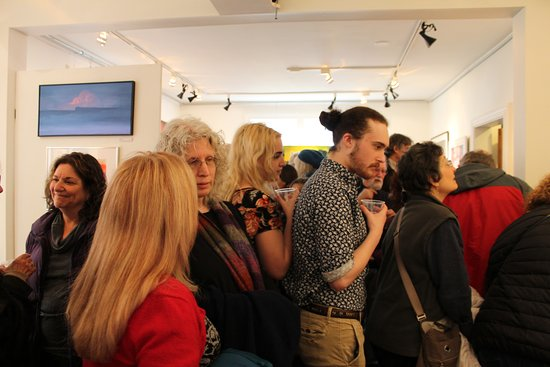 High Falls, NY: An opening reception at Wired Gallery