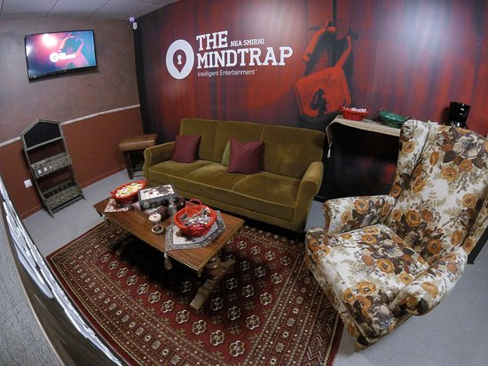 The MindTrap Escape Rooms Nea Smirni
