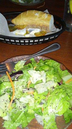 Birdsboro, Πενσυλβάνια: salad