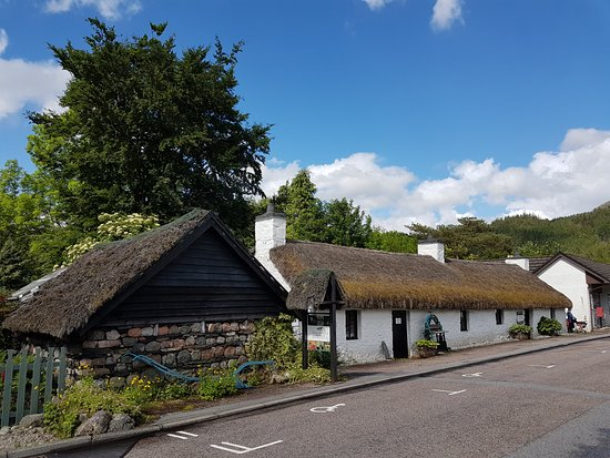 Гленкоу-Виллидж, UK: Glencoe Folk Museum