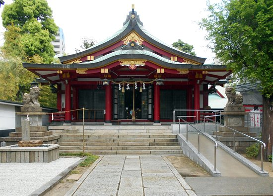 Ninomiya Shrine