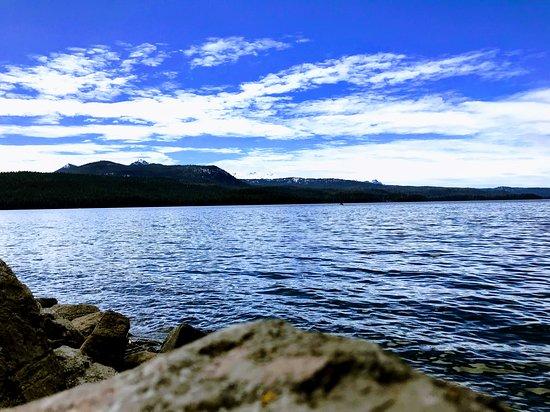 Crescent Lake Foto