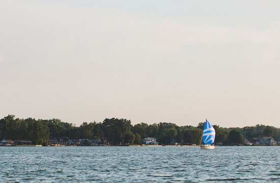 Thornville, OH: Sailing on Buckeye Lake