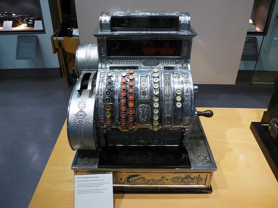HNF MuseumsForum: cash register