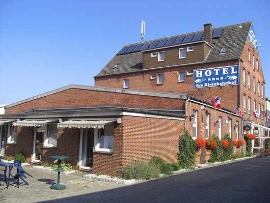 Hotel Am Kleinbahnhof
