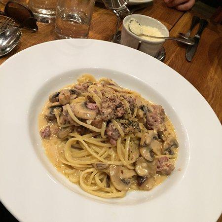 Linguini Photo